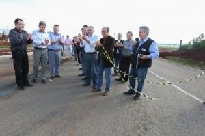 Obra na ERS-531, com 5,7 quilômetros, recebeu o investimento de R$ 5,2 milhões