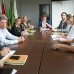 Prefeito participa de reunião com reitoria do Instituto Federal Farroupila