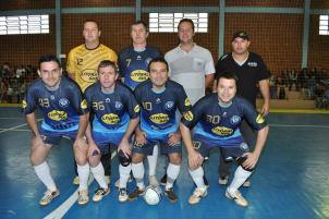 Ser Nova Jacui Litoral Sul campeão do regional veterano