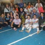 Stefanello é campeão e São Luis fica com o vice do municipal de futsal