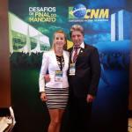 Prefeito e Primeira Dama cumprem agenda em Brasília