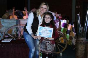 1º lugar- Gabrieli Bao Azevedo de Espumoso