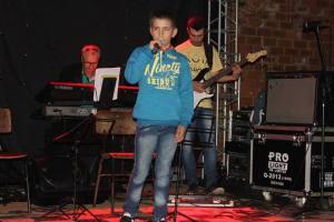 1º lugar- Josias Koelher de Tunas juvenil apresentação