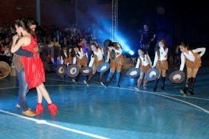 grupo cultural dança country