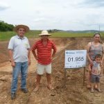 Começa em Jacuizinho o programa 'Segunda Água' através da Emater