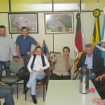 REPRESENTAÇÃO POLITICA: Deputado Federal Afonso Motta vista executivo