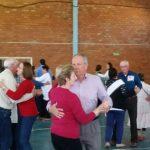 TERCEIRA IDADE: Assistência Social e CRAS realizam baile de confraternização