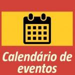 CALENDÁRIO DE EVENTOS 2020: Reunião para definição e elaboração será quarta-feira, dia 20.