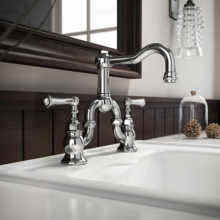 barrea bridge faucet