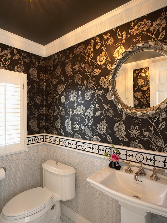 Powder Bathroom (Minneapolis)