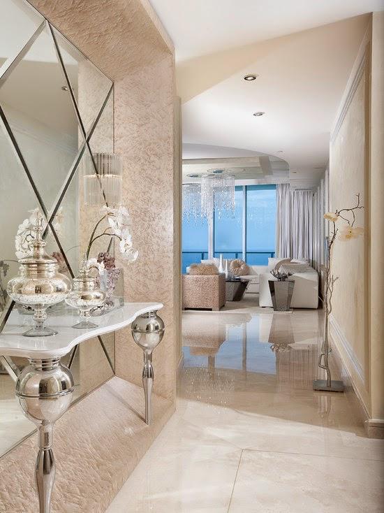 Modern Interior Design At The Jade Beach (Miami)