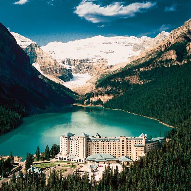 Fairmont Chateau Lake Louise, Alberta