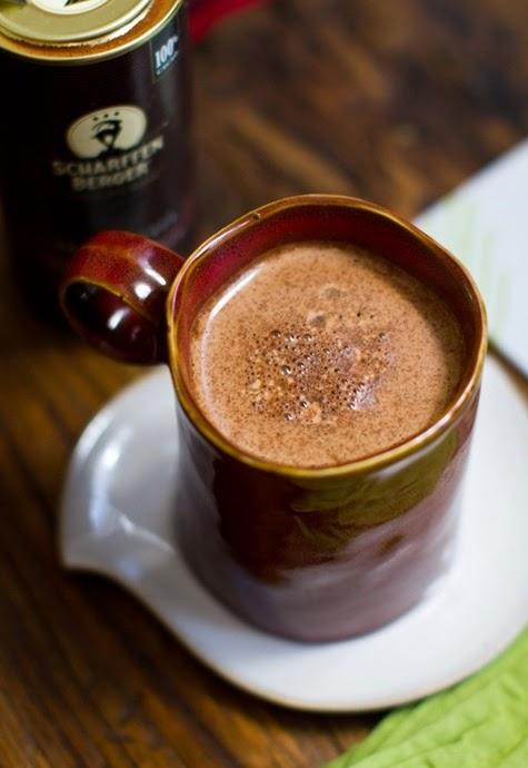 Dark Chocolate Maple Cocoa