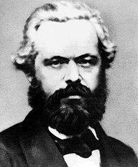 Marx nel 1866