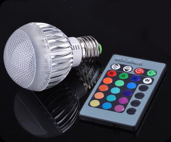 Led Color Changing Lights Remote