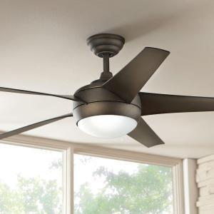 Hampton Bay Windward Remote Control Ceiling Fan And Light  Ceiling Fans Ideas