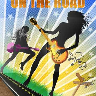 Sneak Peek at ON THE ROAD (Vagabonds #2)