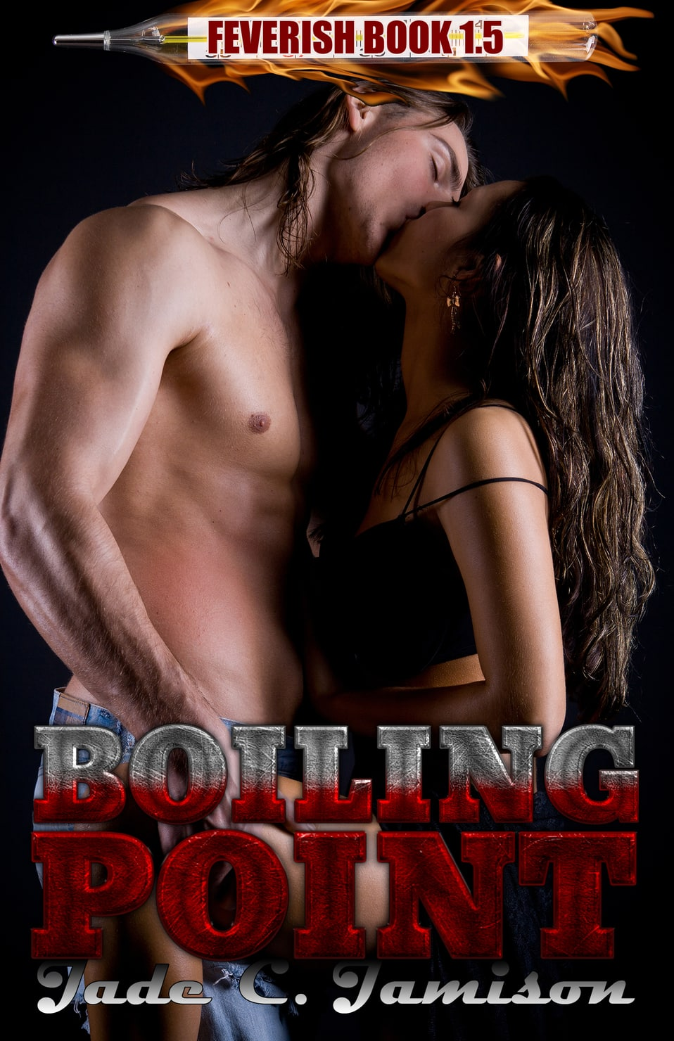 Cover Reveal for BOILING POINT (Feverish #1.5)