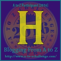 A to Z Challenge:  H is for HOMICIDE