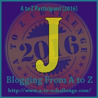 A to Z Challenge:  J is for JAVA