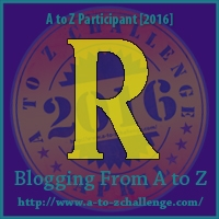 A to Z Challenge:  R is for REMINISCING