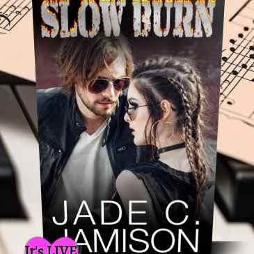 Slow Burn is live!