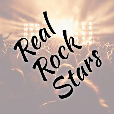 Hey, Rock Stars: It's 2021, isn't it?