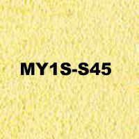 KROMYA MY1 ARGENT gamme Jaune / Orange 16m²