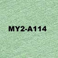 KROMYA MY2 gamme Vert 4m²
