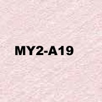 KROMYA-MY2-A19
