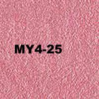 KROMYA MY4 gamme Rouge / Rose 7m²