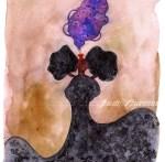 Painting by Jade Gordon