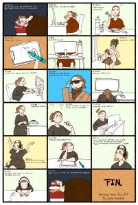 Hourly Comic 2011