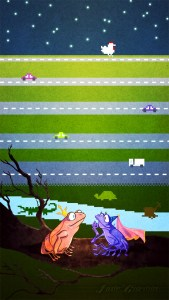 Frogger The Musical