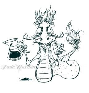 C-c-caffeine Dragon