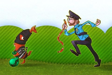 Sausage Burglar