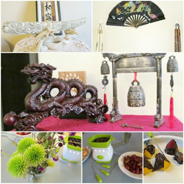 Great Modern Chinese New Year Asian Style Decorating Ideas Awesome With Table Decorations