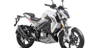 Keeway RKF 125 Jademotor