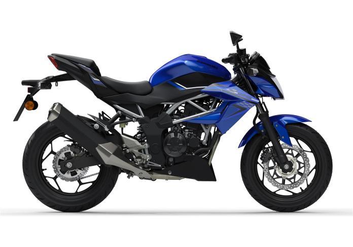 Z125 azul