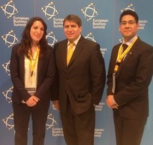 JADE at European Business Summit 2013 - EBS