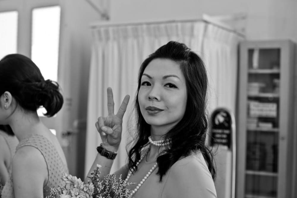 Jade Seah wedding