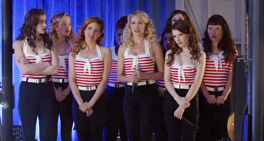 Pitch Perfect Kelley Jakle