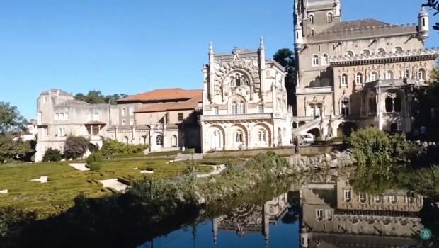 VLOG: 24h em Portugal // Castelo + Plantei uma Árvore