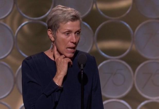 Golden Globes Globo de Ouro 2018 discursos empoderados, The Handmaid's Tale, Big Little Lies e Três Anúncios Para um Crime
