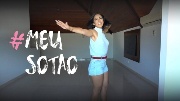 vlog tour meu sotao