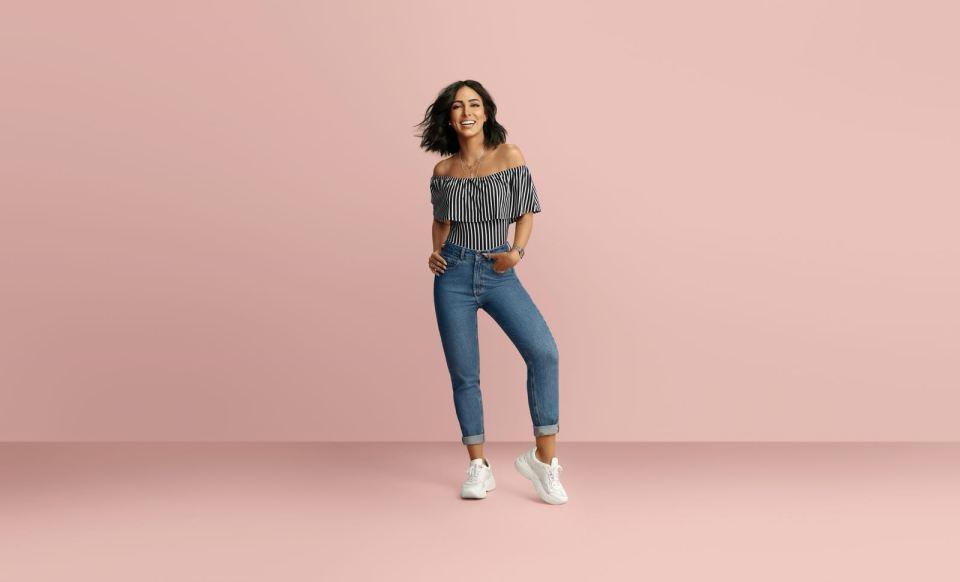Venha conferir o lançamento da coleção Meu Jeans Hering com Jade Seba