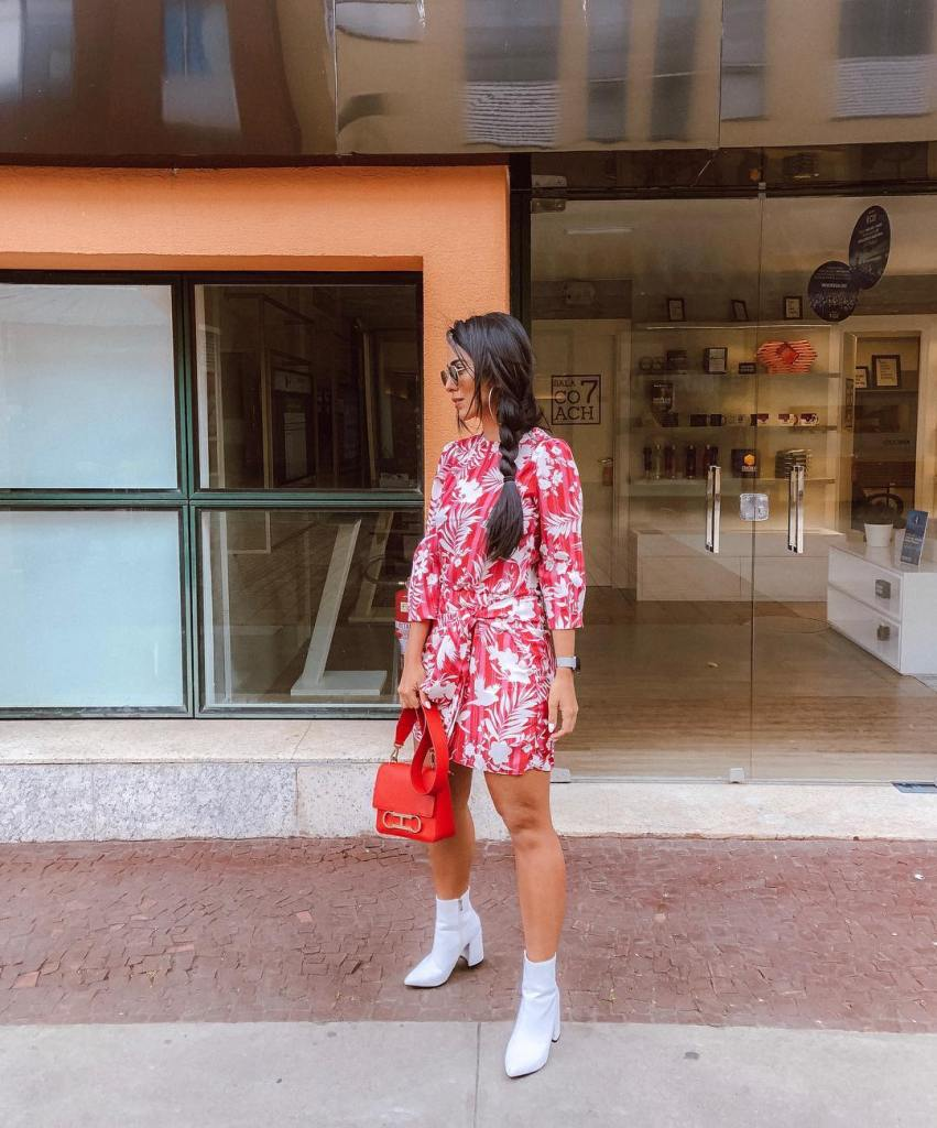 Tropicalismo: tendência para o verão 2019! Jade Seba look 4