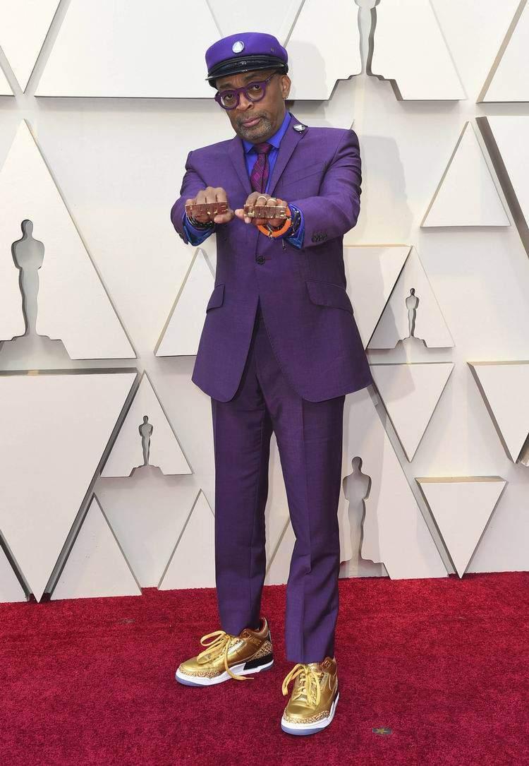 Spike Lee, diretor de Infiltrado na KKKlan | Foto de Jordan Strauss / Invision / AP