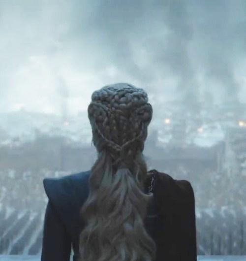 Último episódio de a série Game of Thrones ganha novo trailer! Vem ver