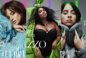 Camila Cabello, Lizzo e Billie Eilish participam de edição especial da Elle